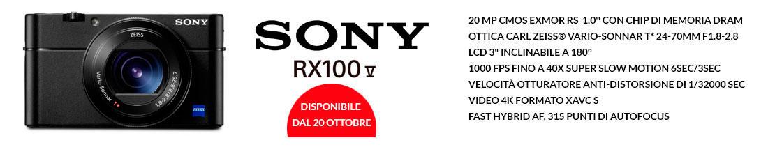 SONY RX100 M5