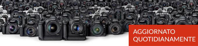 Usato fotomarket photo hi fi srl distributore di for Materiale fotografico milano